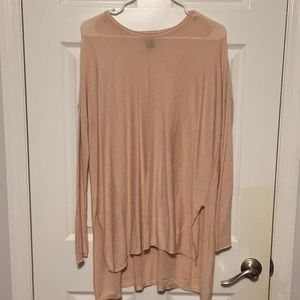 H and M tunic sweater